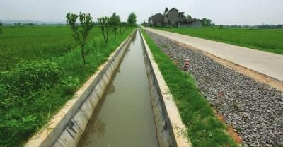 小型农田水利工程中河道的治理