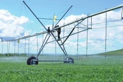 节水灌溉方式及优点