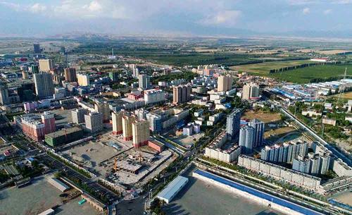 新疆中亚风情街