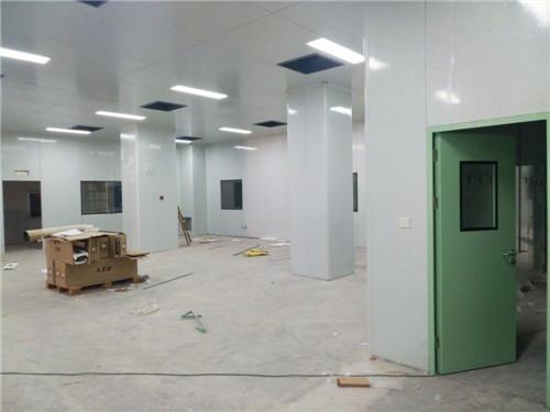 手术室净化工程现场