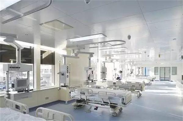 河南ICU病房净化