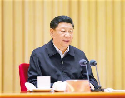 习近平在中央和国家机关党的建设工作会议上强调