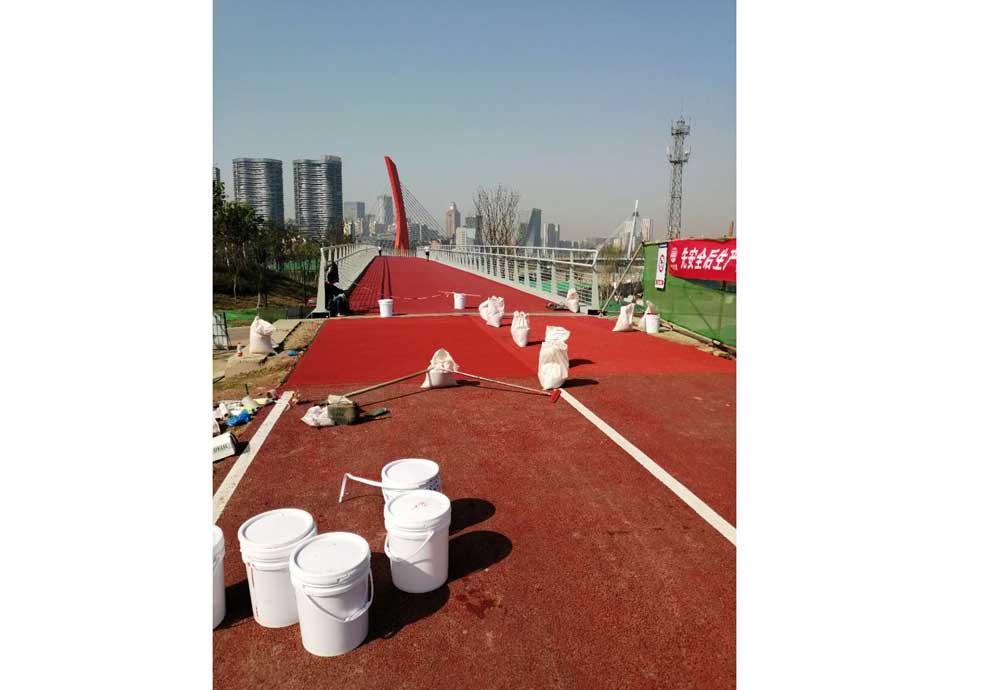 四川省成都市天府绿道项目