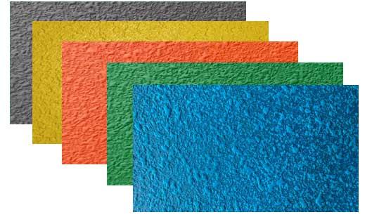 PMMA喷涂型彩色防滑路面