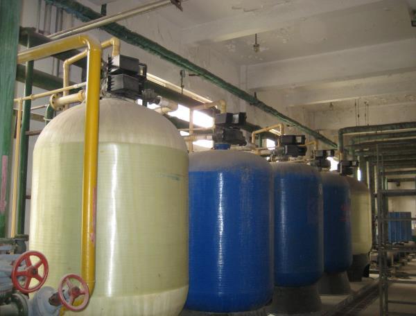 空调循环水处理