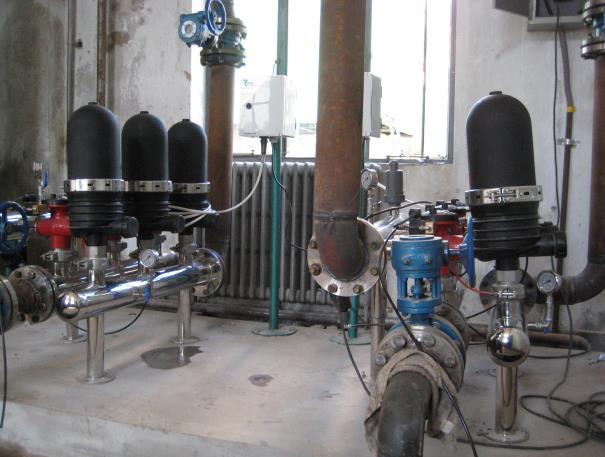 为长庆油田项目部提供反冲洗过滤器设备