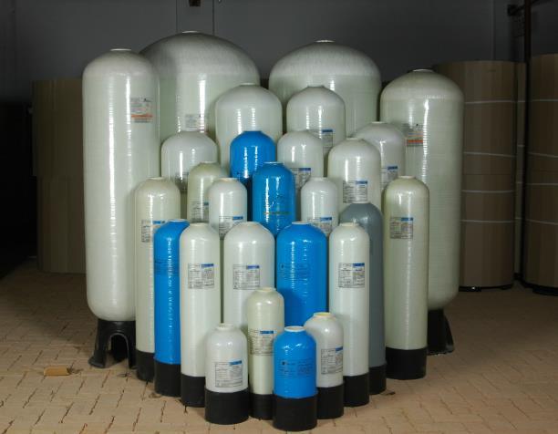 软水机主要配件