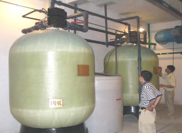 锅炉软水器