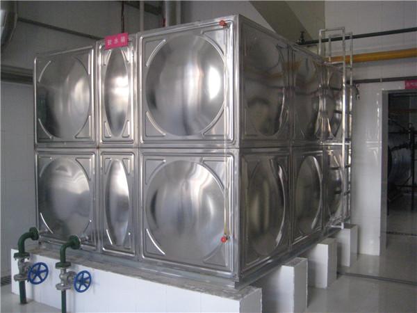 供暖软化水设备及水箱