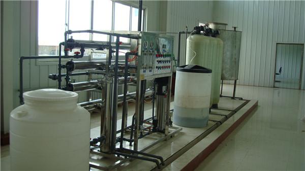 延长石油纯净水直饮工程