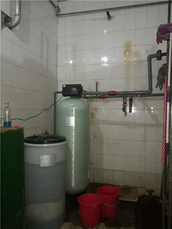 2850电子软水器