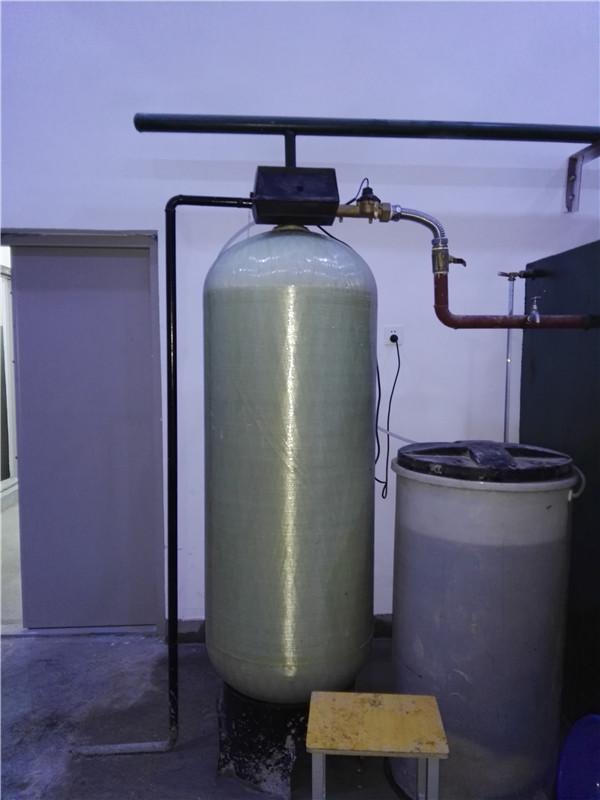 富莱克10吨软水器