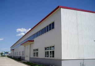 彩钢板厂房