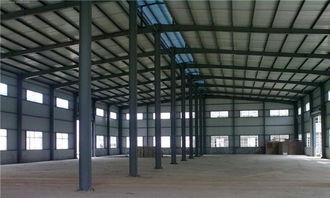 西安钢结构厂房