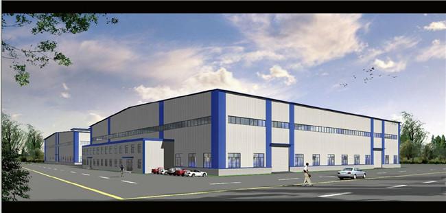 钢结构公司这样提高钢结构厂房安装