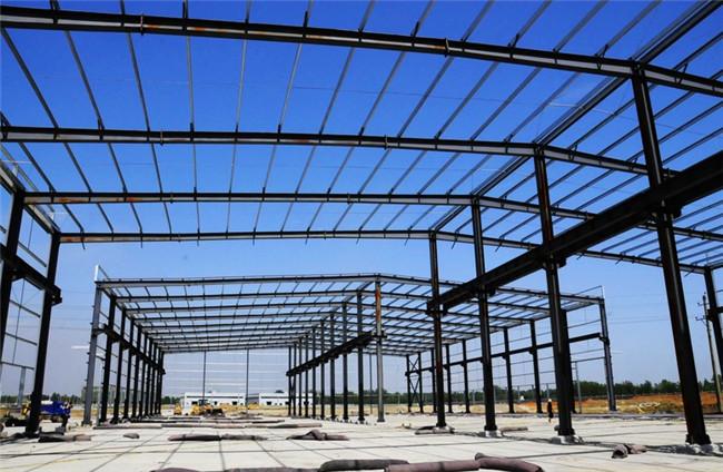 装配式钢结构厂房的抗震性能怎么样?
