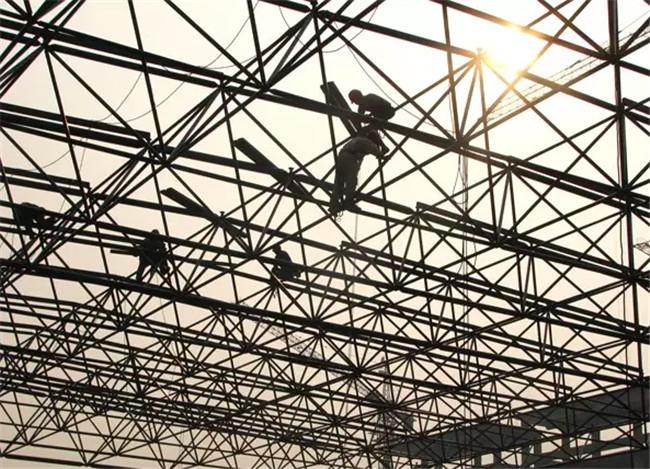 钢结构网架的几种施工方法,赶紧学起来!