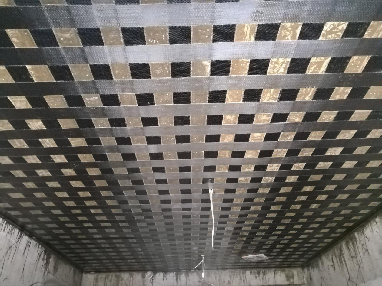 碳纤维布加固工程