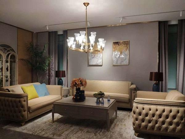 轻奢家具--三和家具
