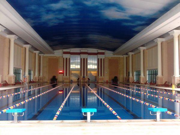 室内游泳池规划设计