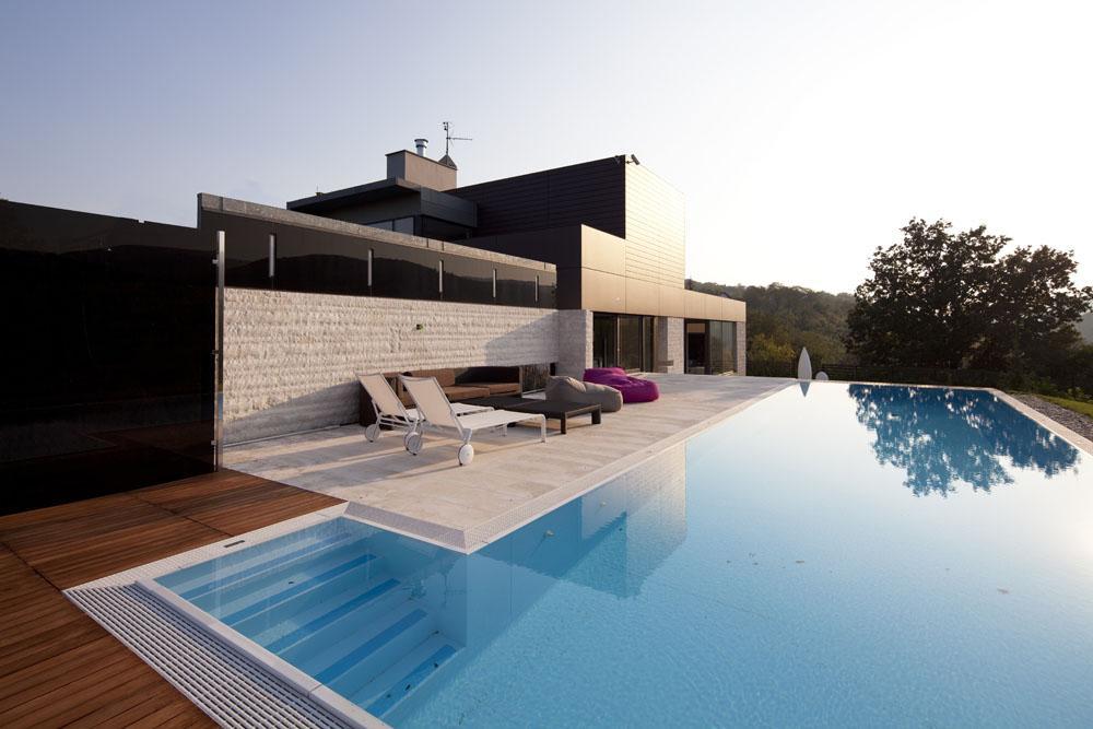 别墅泳池设备规划设计