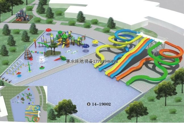水上乐园规划