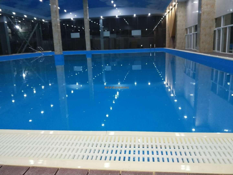 西安碳原子运动工厂拆装式泳池工程