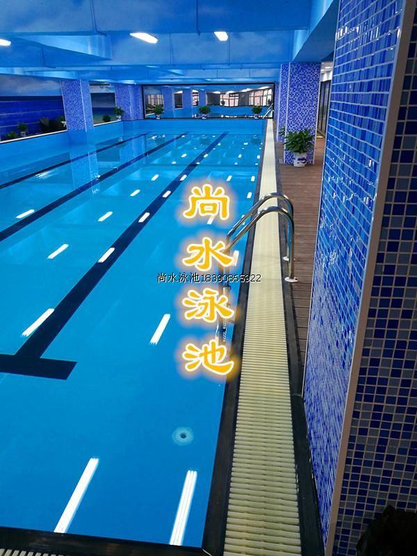 湖南卡迪欧游泳健身会所工程案例