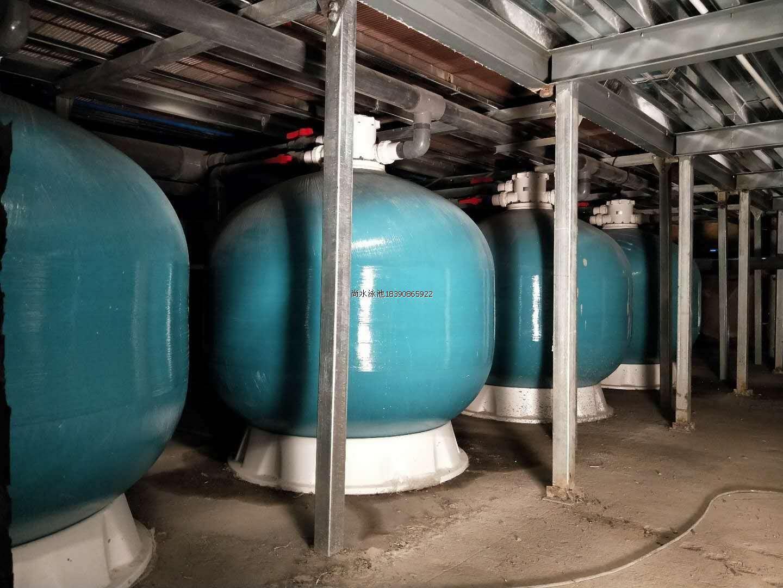 拆装式游泳池水处理设备