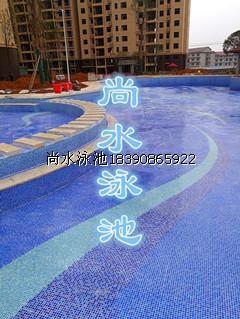 室外游泳池工程案例图片