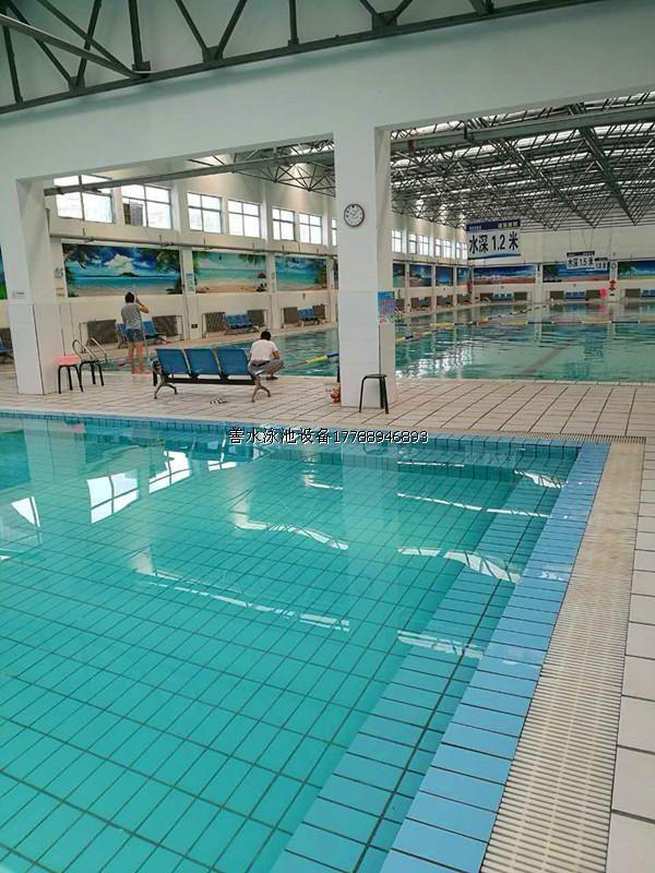 山西吕梁军渡标准游泳馆水质为什么这么好