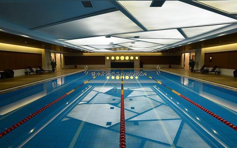 恒温泳池设备工程案例