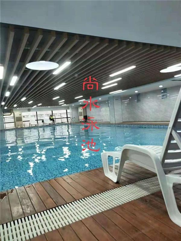 湖南C-sport健身中心游泳池设备工程