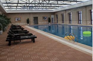 湖南拆装式泳池成功案例