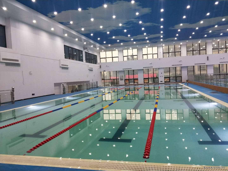 湖南耒阳拆装式游泳池设备及恒温泳池工程