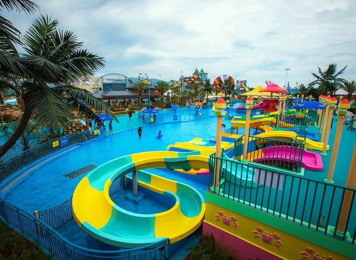 水上乐园建造方案