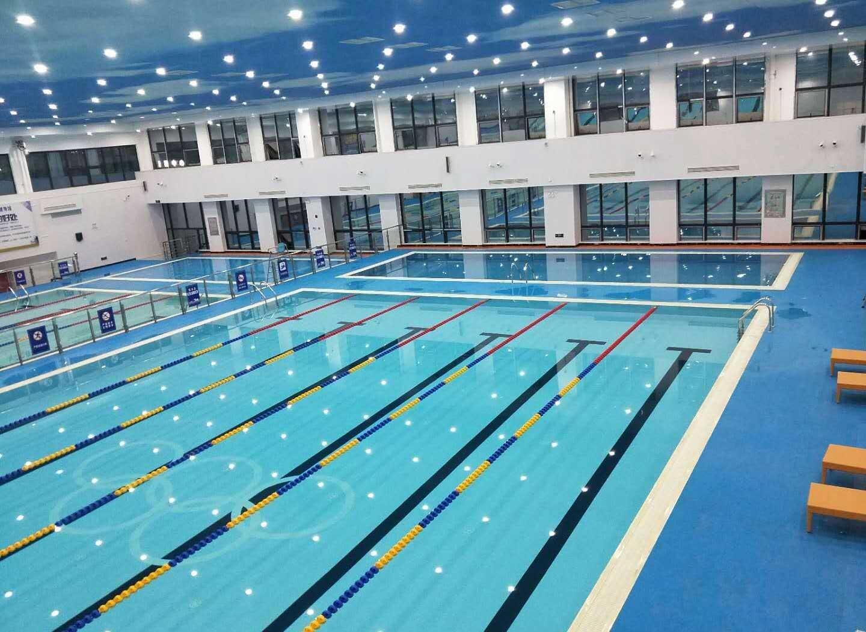 健身会所游泳池建造方案