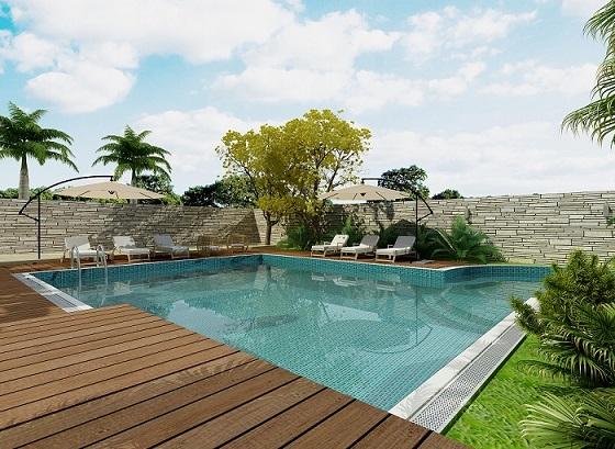 室外泳池建造方案