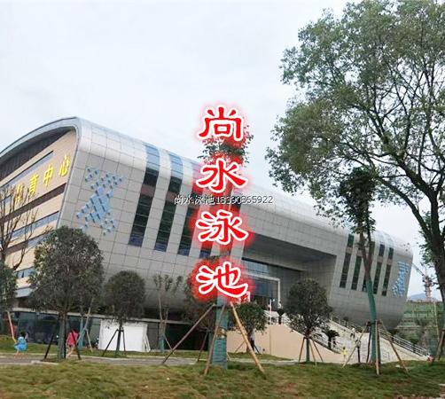 江西芦溪体育馆游泳池设备全套工程
