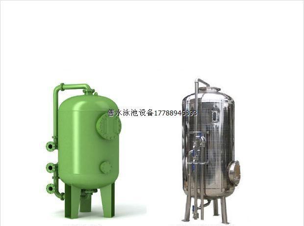 温泉水处理除锰装置