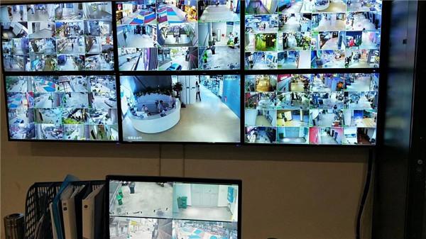 西安监视器安装