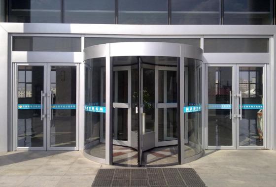 恒创智能旋转门的技术要求和门体要求