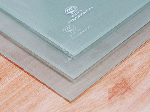 单片钢化玻璃