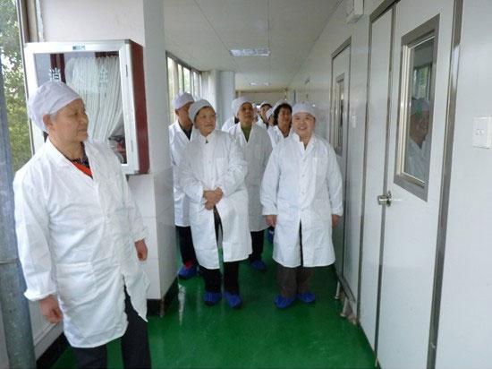 汪氏药业GMP净化车间设计与施工