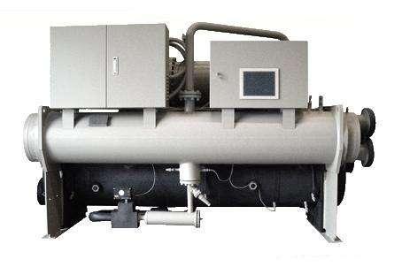 单螺杆式冷水机组
