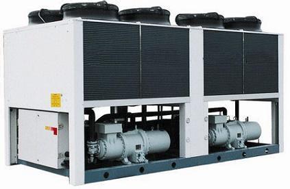 中央空调机组的相关配件以及自身各自的优缺点
