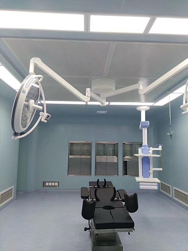 层流洁净手术室设计工程案例