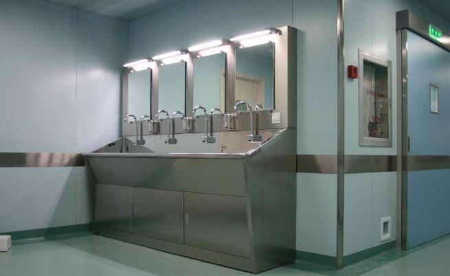 西安洁净室系统综合效能的测定与调整
