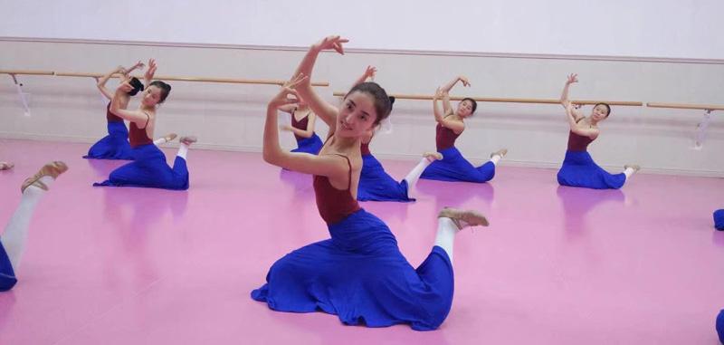 马如琴 舞蹈班_大音舞蹈艺考