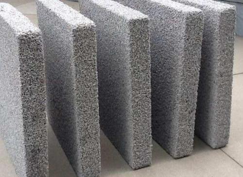 水泥基泡沫保温板